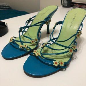 Tommy Hilfiger flower heels